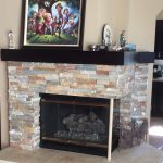 Modern Indoor Brick Fireplace Design and Installation