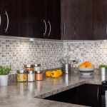 Modern Kitchen Remodel and Design with GraniteCountertops and Wooden Cabinets