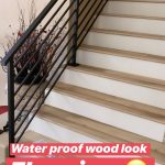 Water Proof Wood Look Flooring