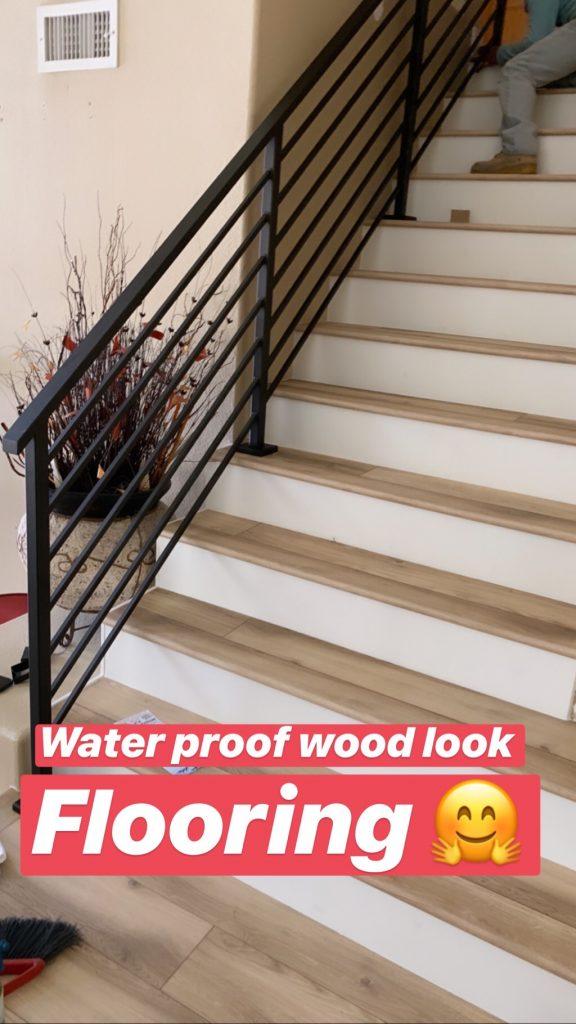 Water Proof Wood Look Flooring