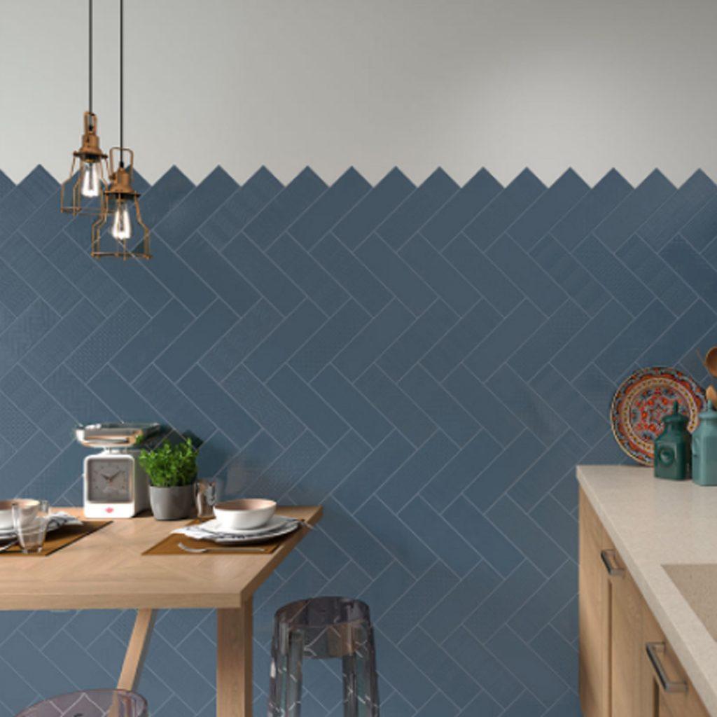 Diagonal Multi Texture Tiles